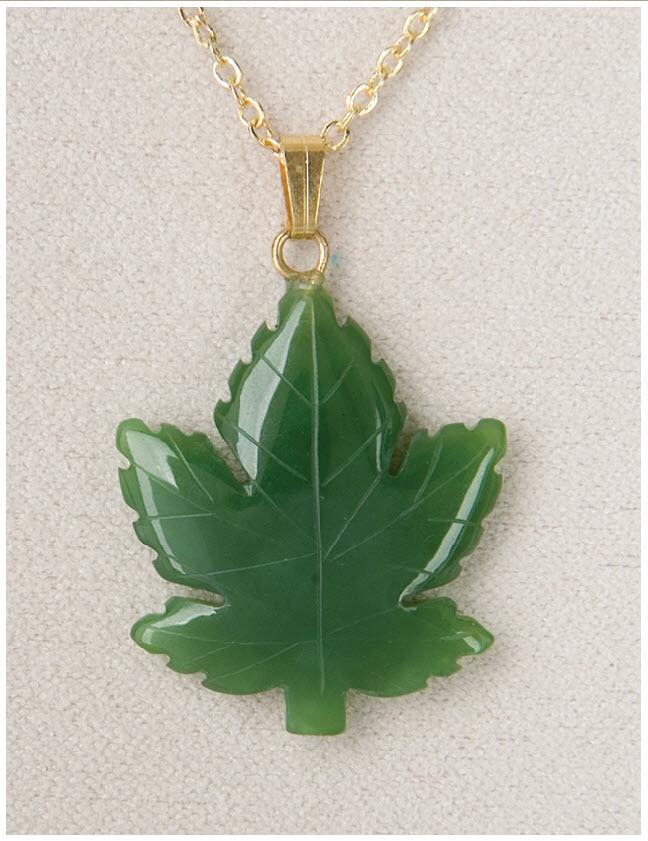 Maple Leaf - 25mm