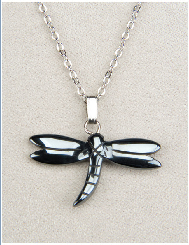 Carved Dragonfly